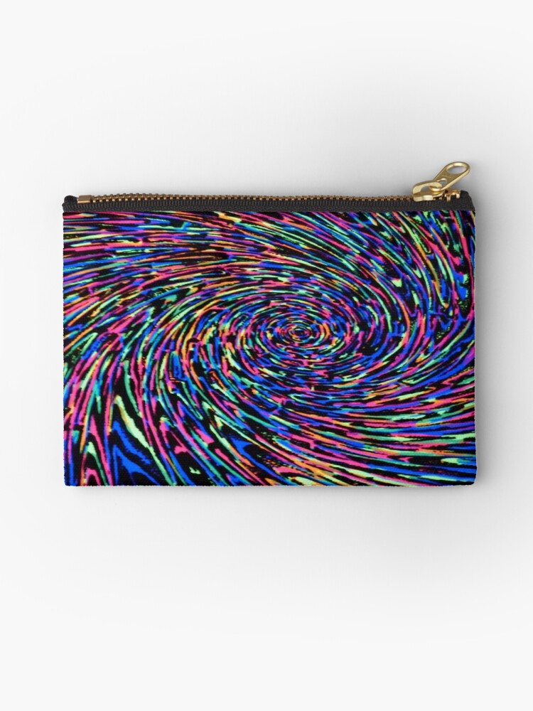Pyschedelic Spirals by Tracey Pacitti