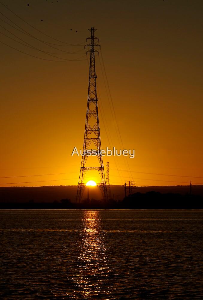 Power Tower by Aussiebluey