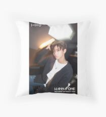 Wanna One Bae Jinyoung (1-1=0 Nothing Without You) Throw Pillow