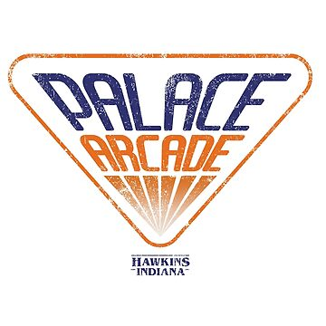 The Palace Arcade - 1984 by thomazmagnum