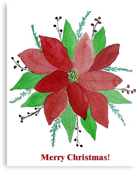 Merry Christmas Card  by Charisse Colbert
