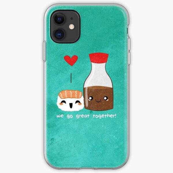 Soymates iPhone Soft Case