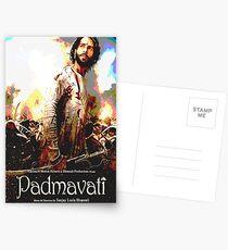 Padmavati - Maharawal Ratan Singh Postcards