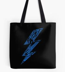 THUNDER FLASH Tote Bag