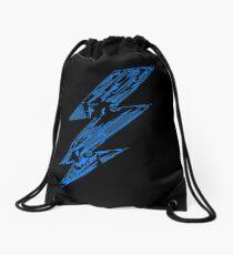 THUNDER FLASH Drawstring Bag