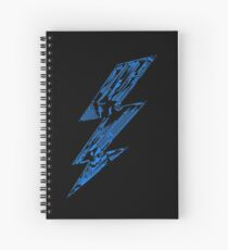 THUNDER FLASH Spiral Notebook