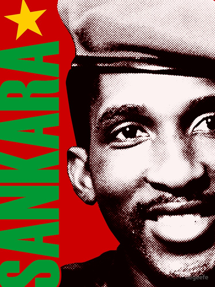 Thomas Sankara von degeefe