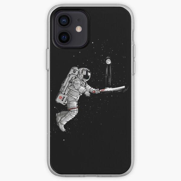 Grillo espacial Funda blanda para iPhone