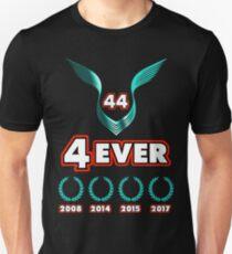 Hamilton forever F1 World Champion Unisex T-Shirt