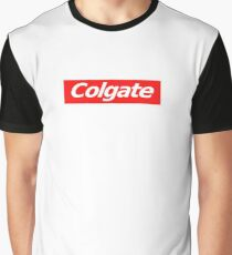 Supreme - Colgate Graphic T-Shirt