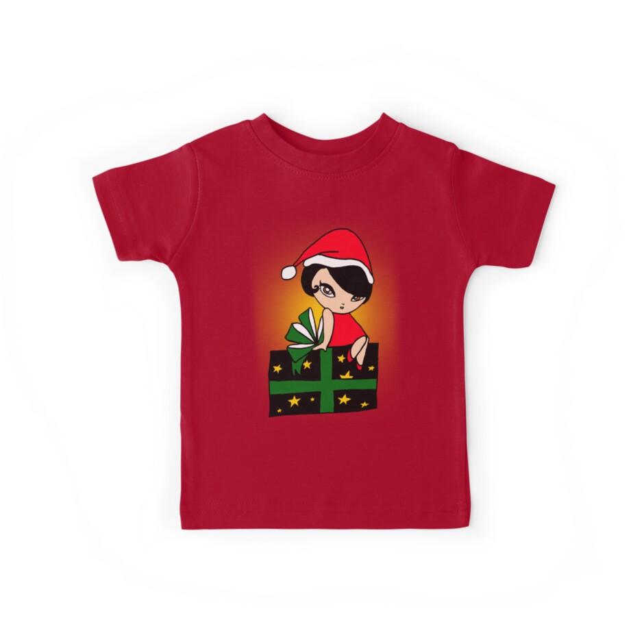 Merry Christmas!! Tshirt by Midori Furze