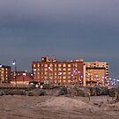 Evening Lights LBNY by KarenDinan