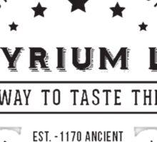 Dragon Age Red Lyrium Lager Sticker