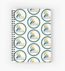 Peel Arts Collective - Badge - Full Name Spiral Notebook