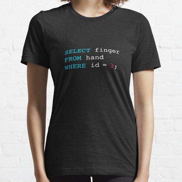 Mittelfinger Essential T-Shirt