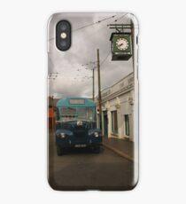Vintage Bus. iPhone Case