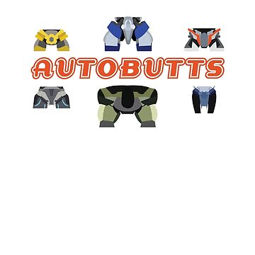 AutoButts by cel3stial