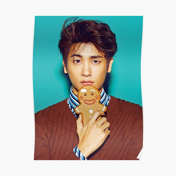 Park Hyung Sik - Christmas Poster