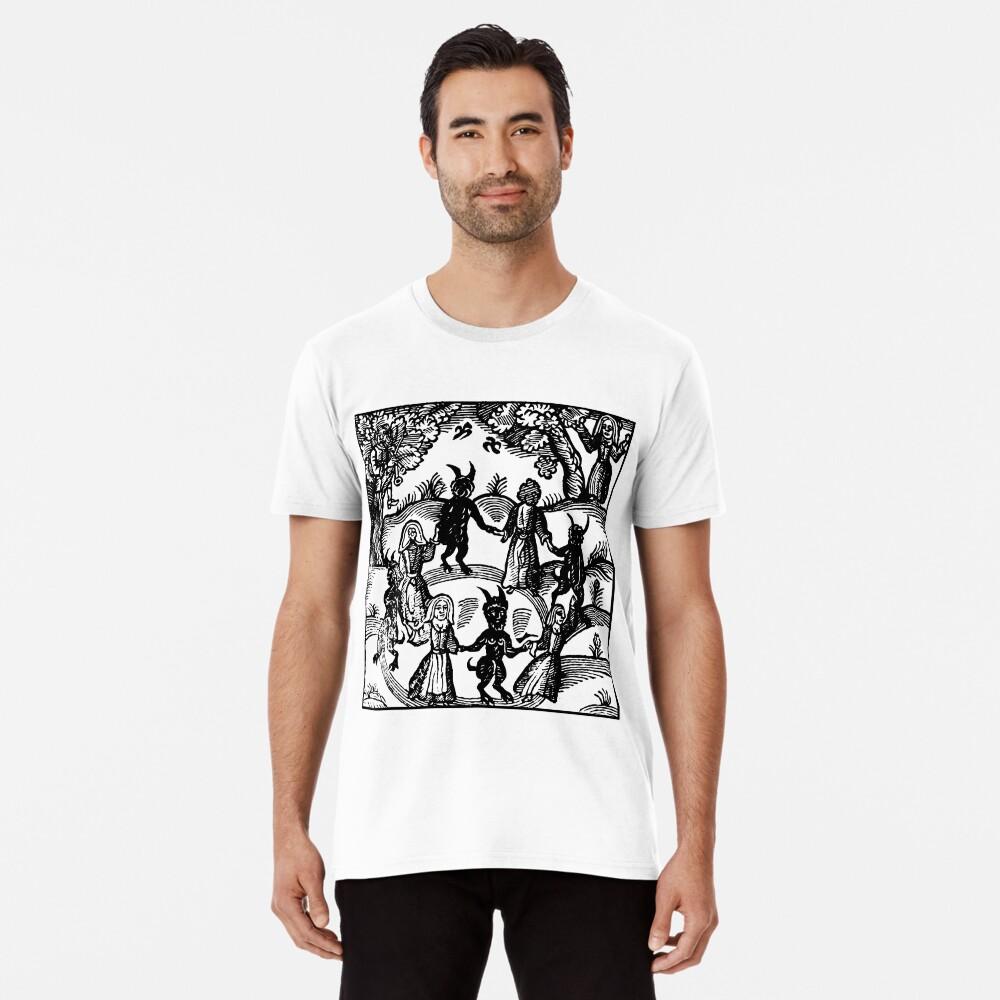 Dance with the Devil  Premium T-Shirt