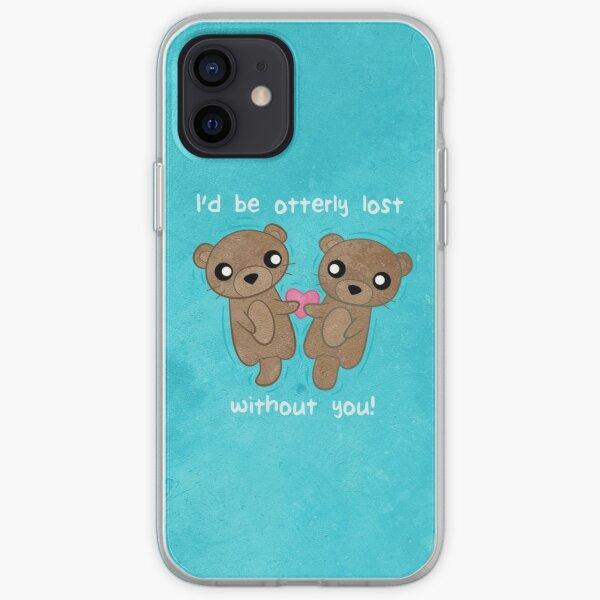 Otterly Adorable iPhone Soft Case
