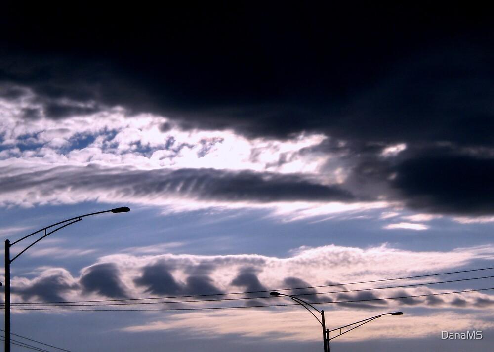 Urban Sky by DanaMS