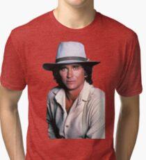 Michael Landon Tri-blend T-Shirt