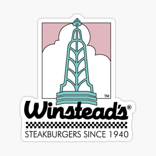 Winstead's Sticker