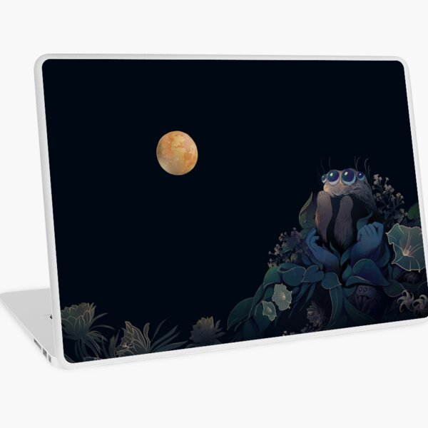 Moon Gazers Laptop Skin