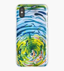 Watercolor Abstract iPhone Case/Skin