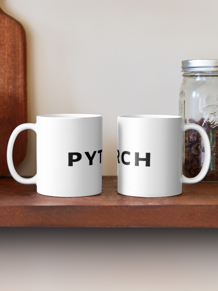 Alternate view of pytorch Mug