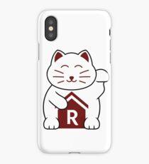 Cat shirt for Cat Shirt Fridays iPhone Case