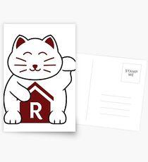 Cat shirt for Cat Shirt Fridays Postcards