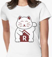 Cat shirt for Cat Shirt Fridays Women's Fitted T-Shirt
