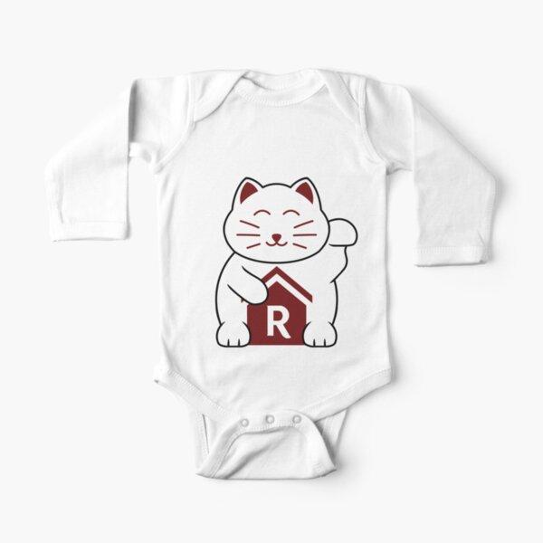 Cat shirt for Cat Shirt Fridays Long Sleeve Baby One-Piece