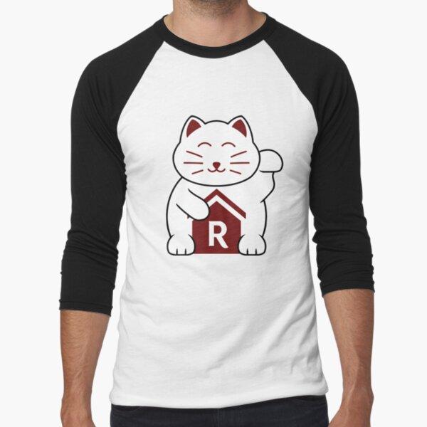 Cat shirt for Cat Shirt Fridays Baseball ¾ Sleeve T-Shirt