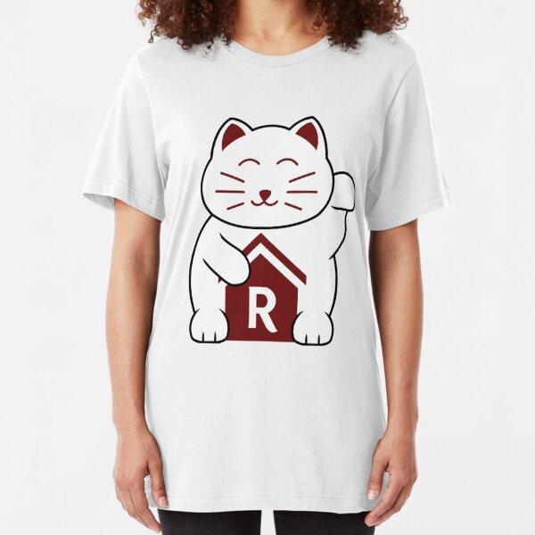 Cat shirt for Cat Shirt Fridays Slim Fit T-Shirt