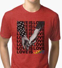 LIEBE IST LIEBE Vintage T-Shirt