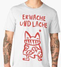 Katze, sweet cat, pussycat, cartoon, comic,kawaii Männer Premium T-Shirts