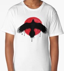 Chloe Price before the storm cosplay t-shirt - ink raven Long T-Shirt