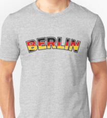 Berlin, text Unisex T-Shirt