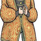 King Edward IV by MacKaycartoons