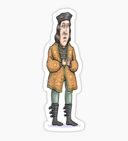 King Edward IV Sticker
