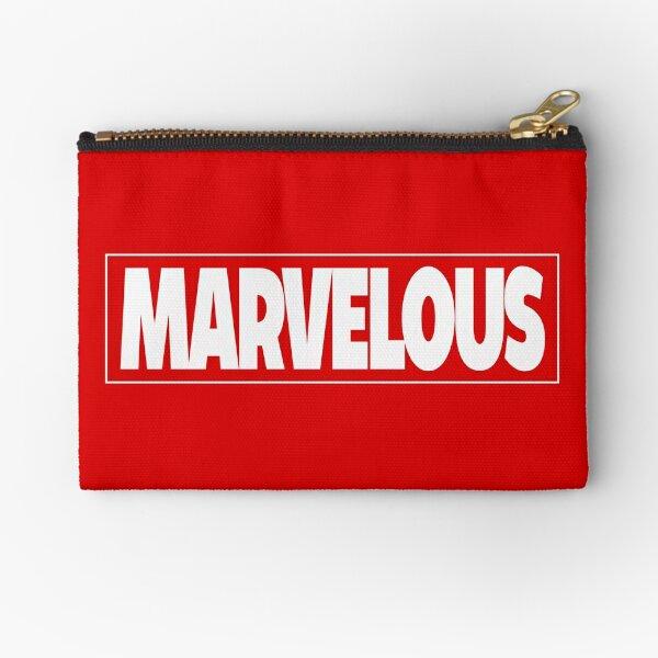 Marvelous Zipper Pouch