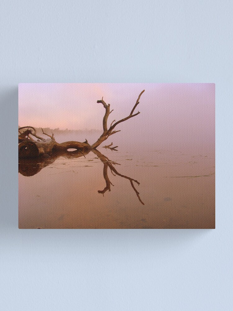 Alternate view of Solitary Canvas Print