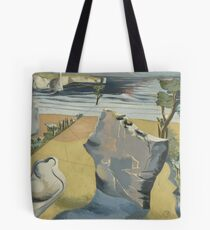 Paul Nash, Circle of the Monoliths c.1937–8 Tote Bag