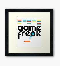 Game Freak Retro Breakout Gaming Framed Print