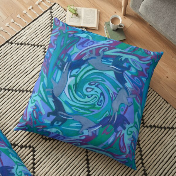 Danavas Floor Pillow