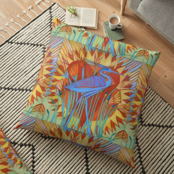 Bennu Floor Pillow