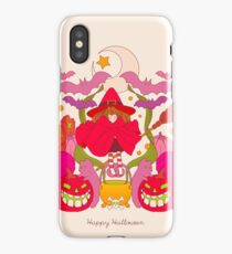 All spooky and red iPhone Case