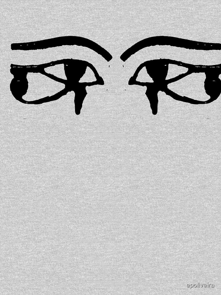 horus eyes by epoliveira
